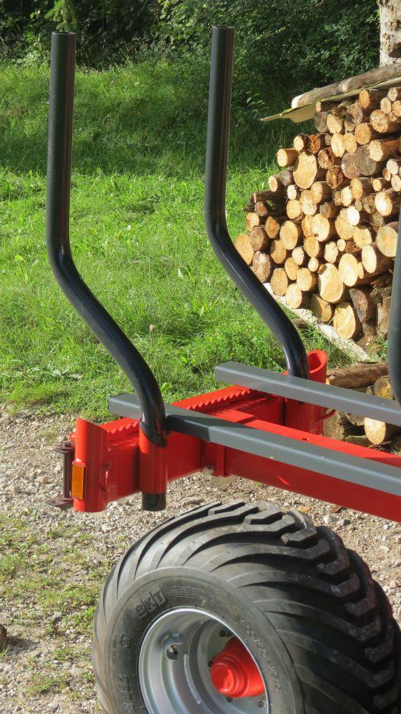 Forest-Master Rückewagen RW10 2