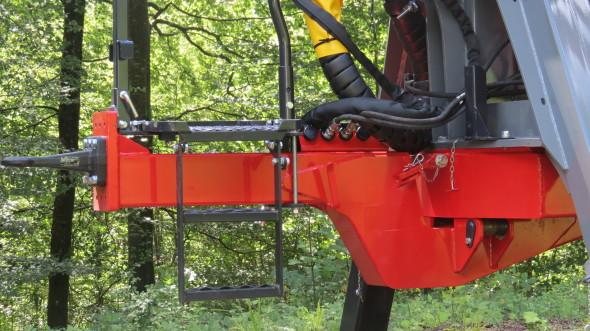 Forest-Master Rückewagen RW14 7
