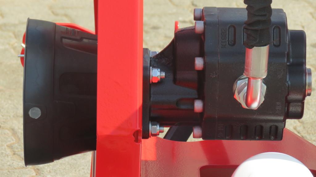 Lancman STX 21 Holzspalter 10