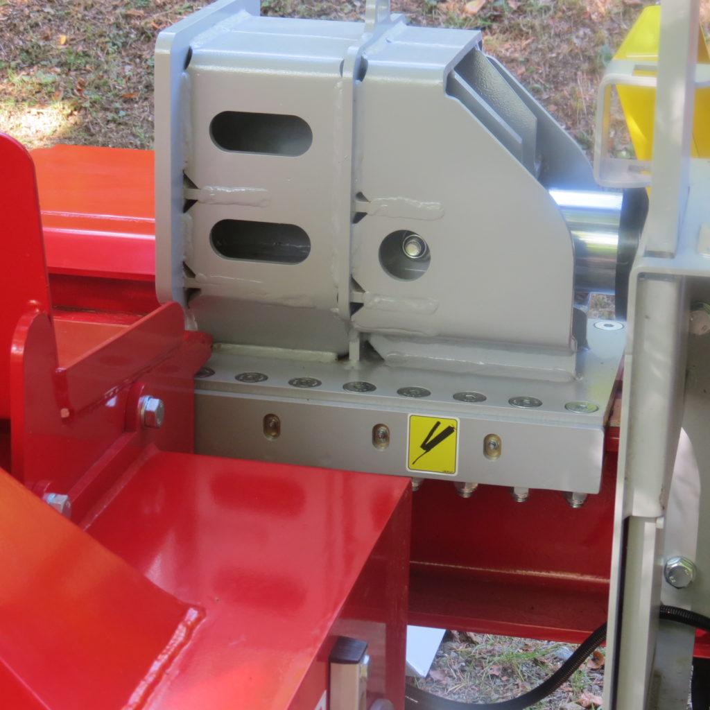 Lancman Holzspalter mit Fahrwerk XLE 32 H XTRM 12