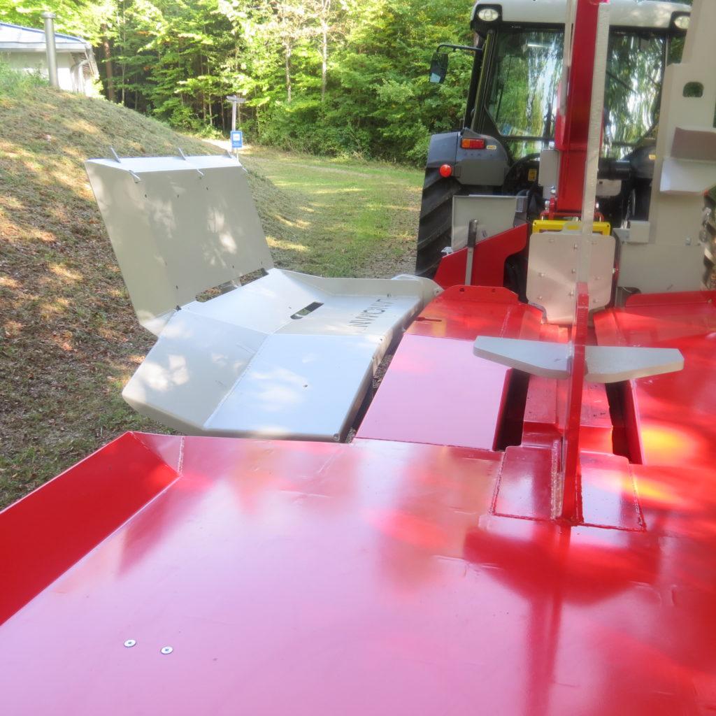 Lancman Holzspalter mit Fahrwerk XLE 32 H XTRM 11