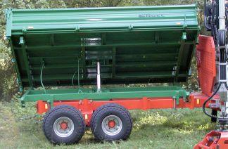 Forest-Master Rückewagen RW14 13