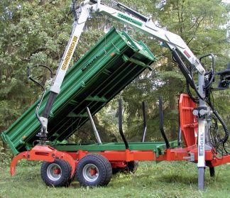 Forest-Master Rückewagen RW14 14