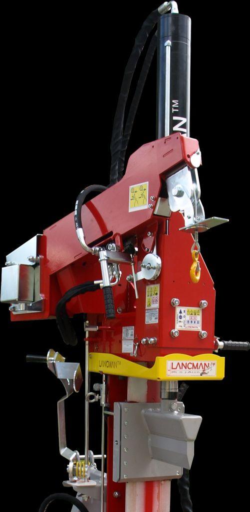 Lancman  STX 26 Profiline Holzspalter 5