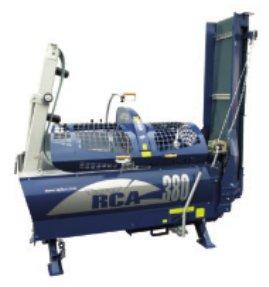 Tajfun Sägespalter RCA 380 2