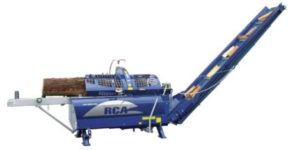Tajfun Sägespalter RCA 380 1