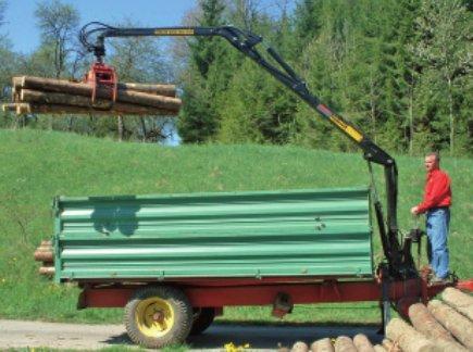 Forest-Master Forstkran FK 4200 3
