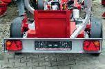 Lancman Holzspalter auf Fahrgestell STAWX17 oder STAWX21 4
