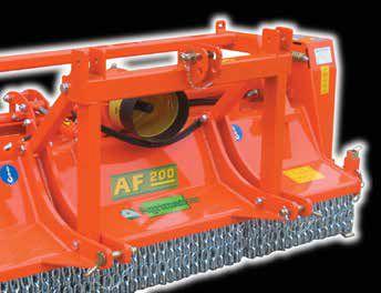 Agrimaster - Forstmulcher AF 130-AF 300 5
