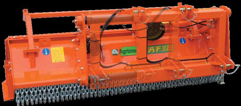 Agrimaster - Forstmulcher AF 130-AF 300 11