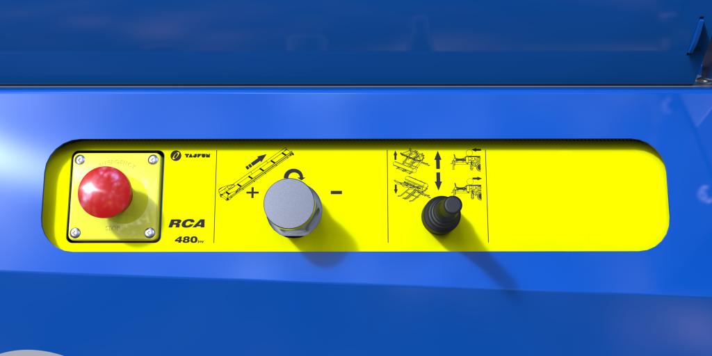 Tajfun Sägespalter RCA 480 Joy - RCA 480 Joy PLUS 15