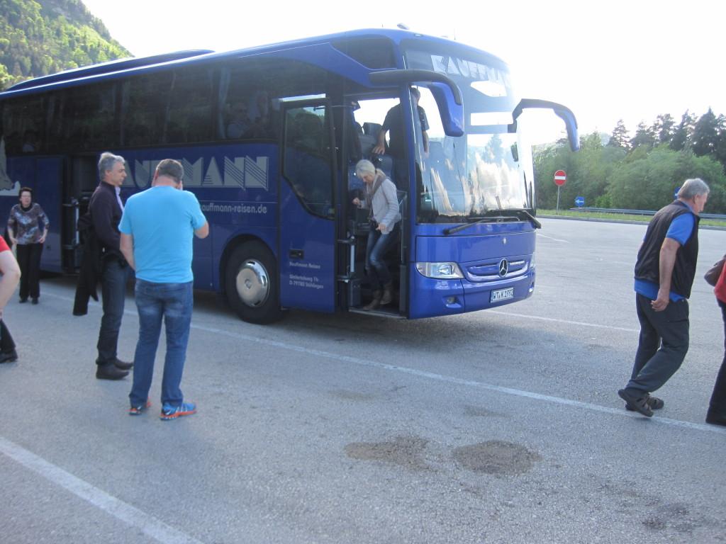 Werksfahrt nach Slowenien 1