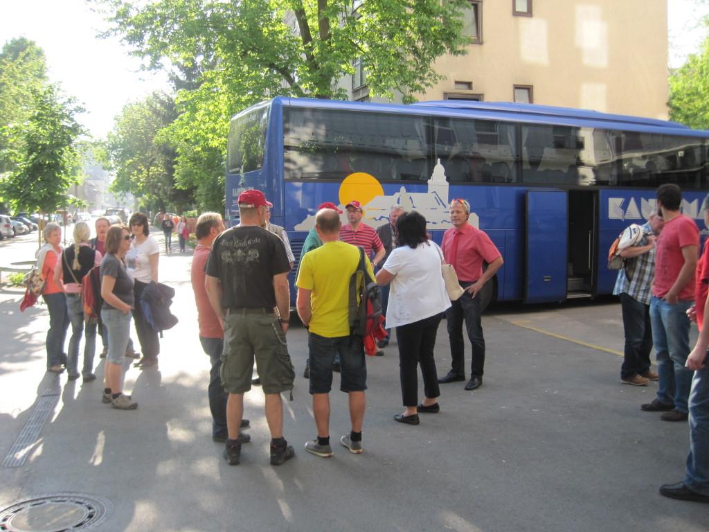 Werksfahrt nach Slowenien 26