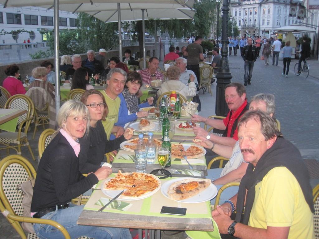 Werksfahrt nach Slowenien 34