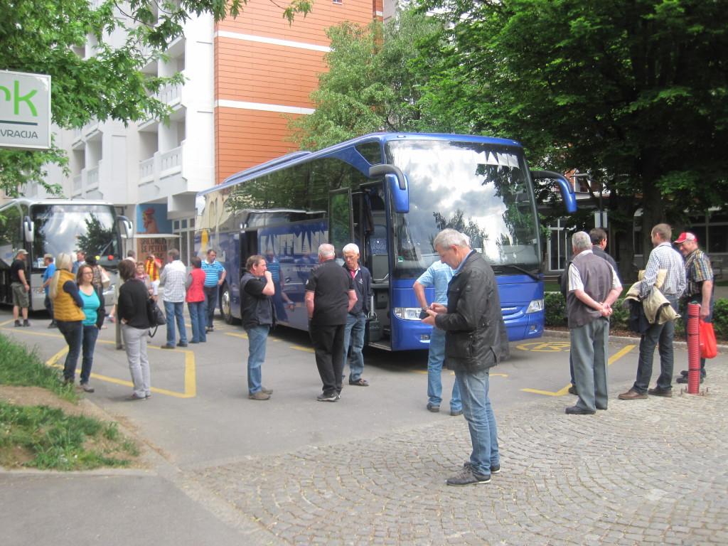 Werksfahrt nach Slowenien 39