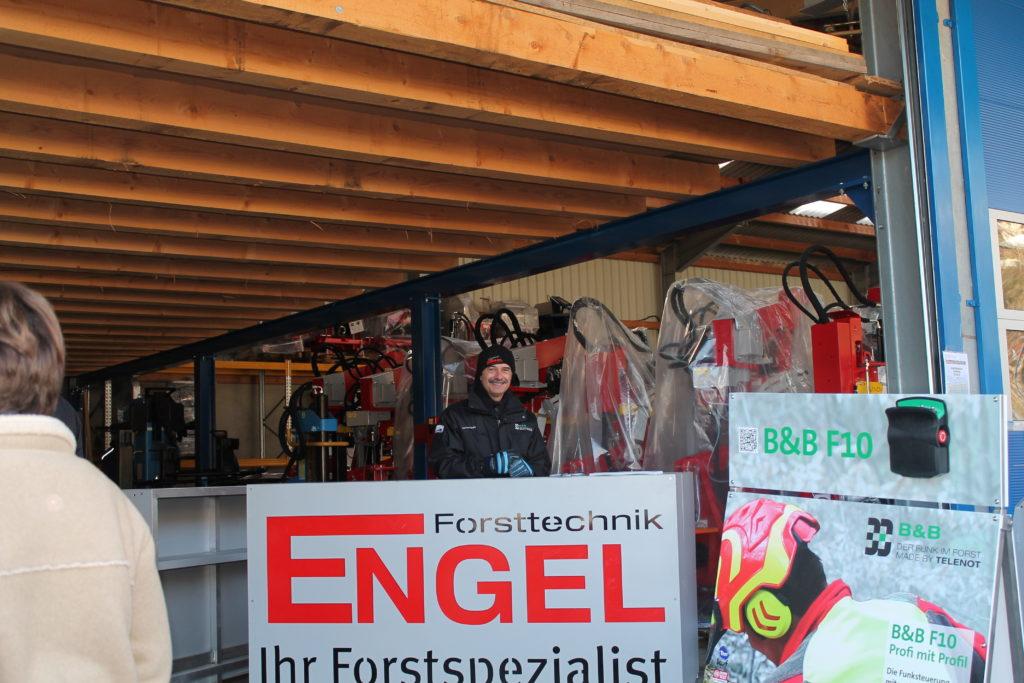 Engel-Forsttage 2016 waren ein voller Erfolg. (Besucherrekord) 13