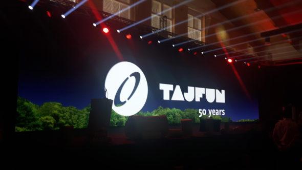 50 Jahre Tajfun 1