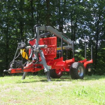 Forest-Master Rückewagen RW11 1