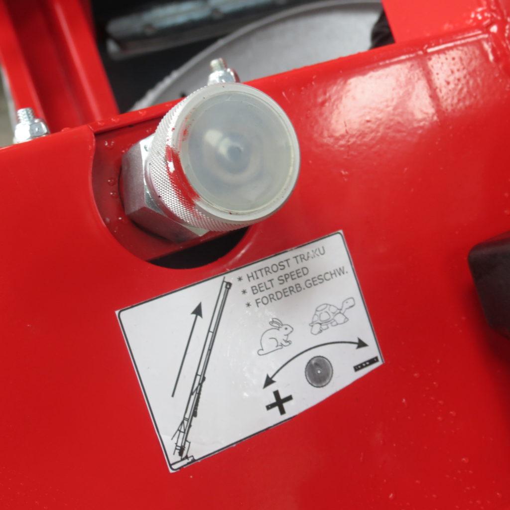 Lancman - SAF-X-CUT 707 Automatic mit schwenkbarem Förderband 13