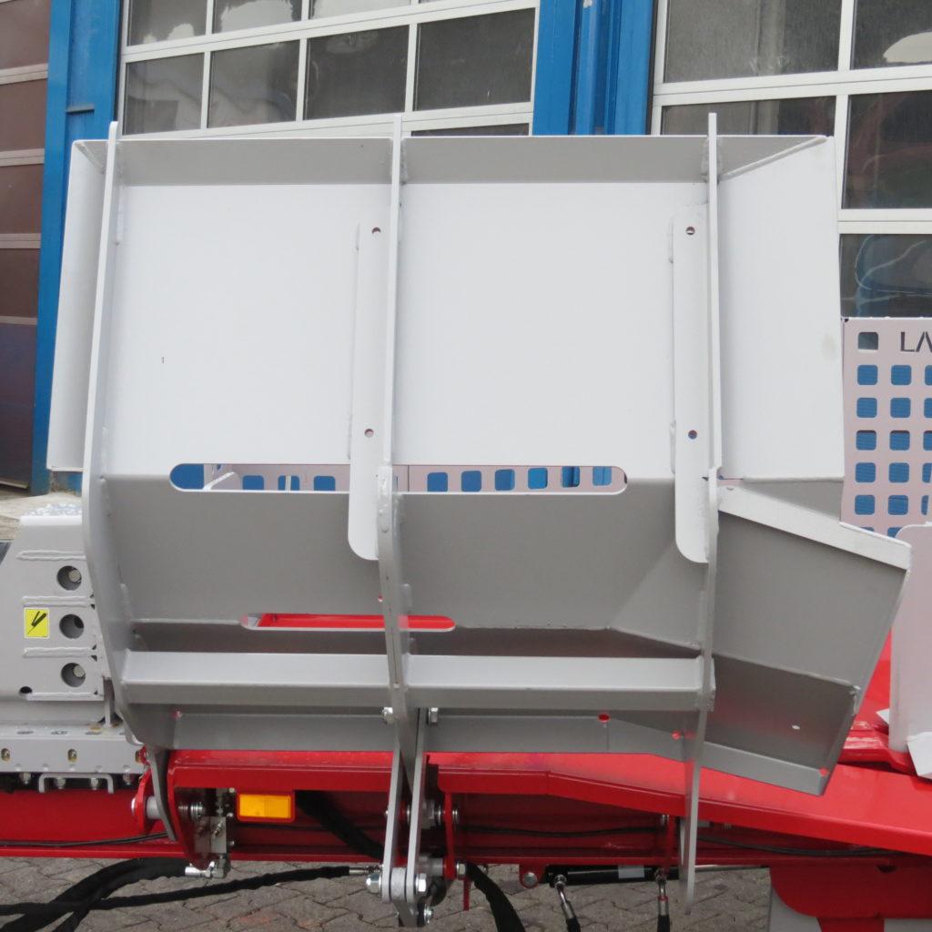 Lancman Holzspalter mit Fahrwerk XLE 42 XTRM 11