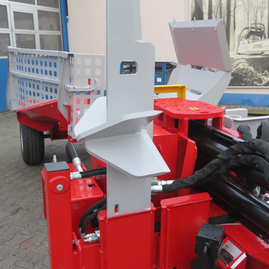 Lancman Holzspalter mit Fahrwerk XLE 42 XTRM 9