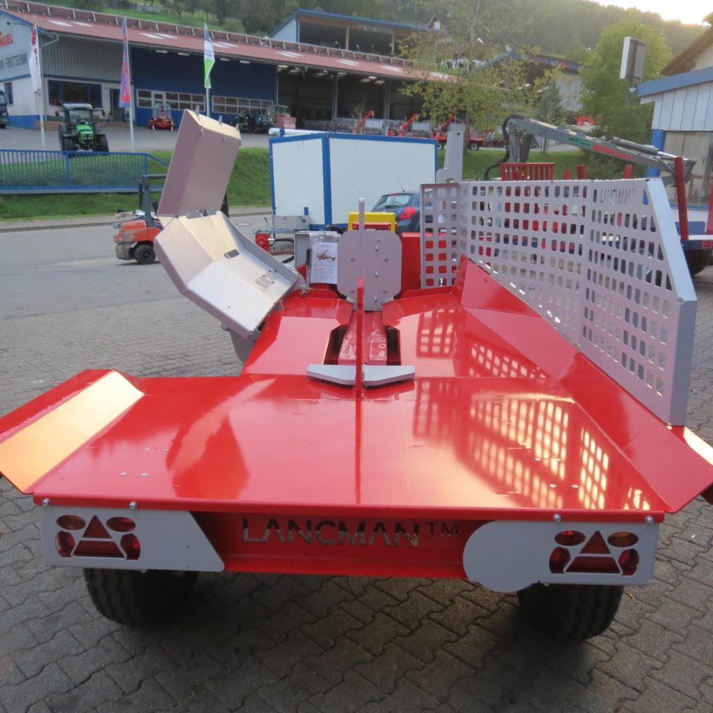 Lancman Holzspalter mit Fahrwerk XLE 42 XTRM 8