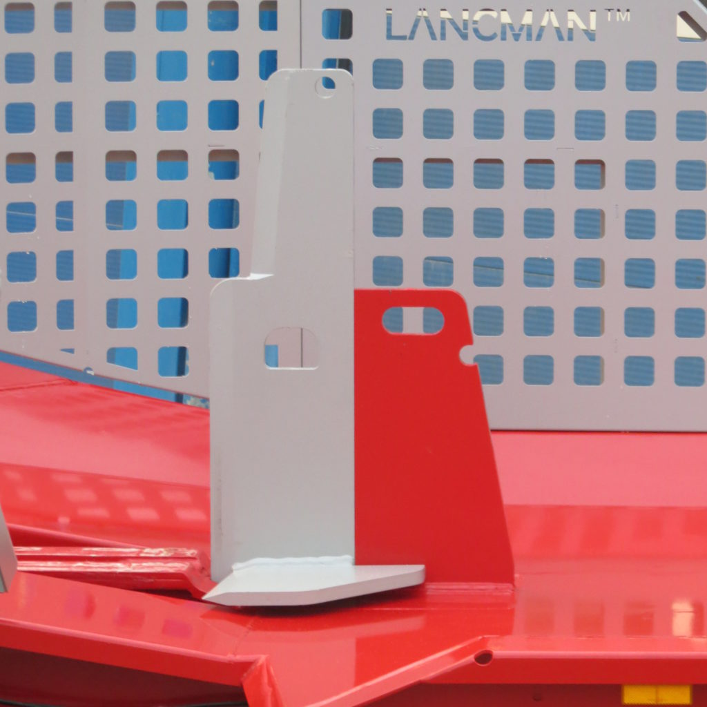 Lancman Holzspalter mit Fahrwerk XLE 42 XTRM 7