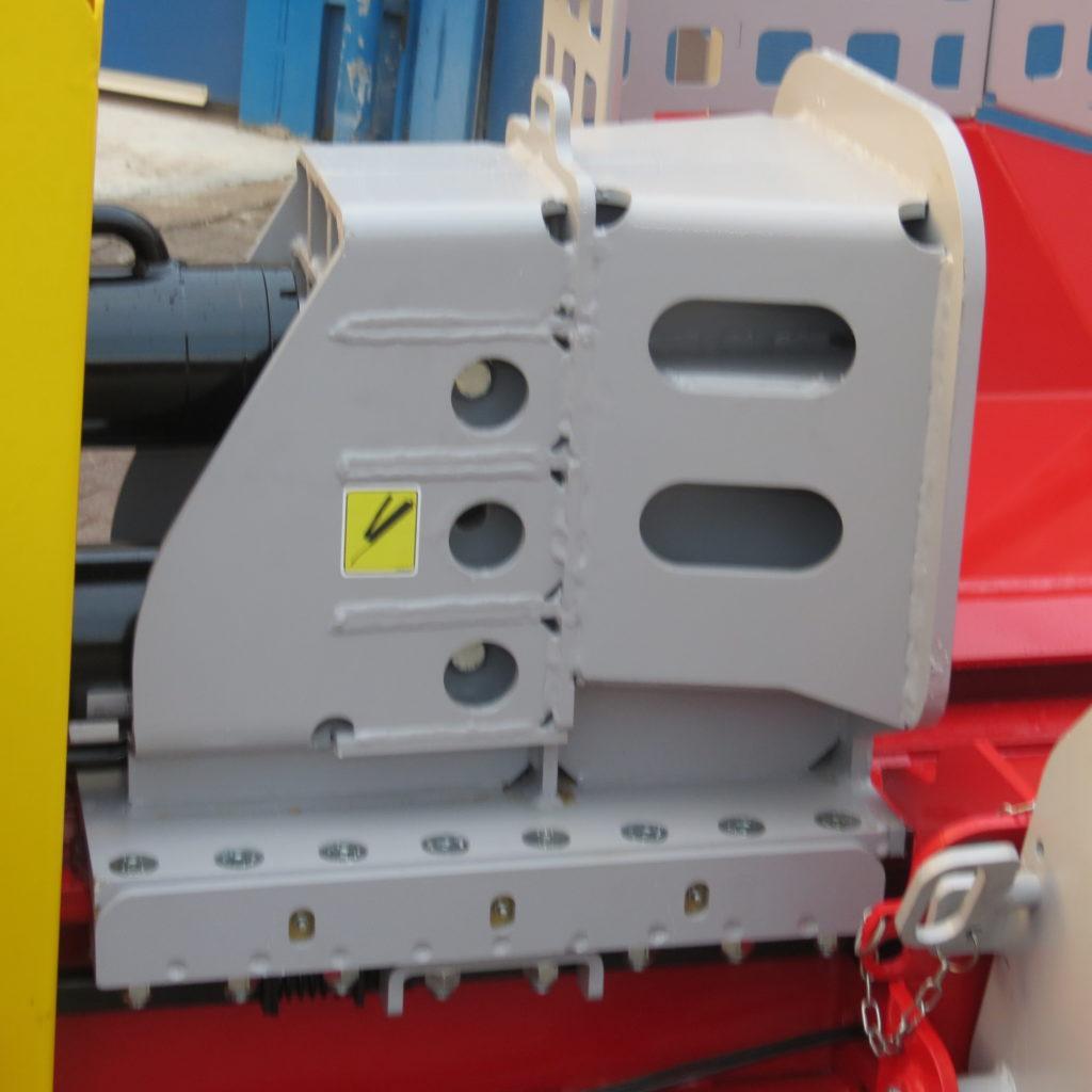 Lancman Holzspalter mit Fahrwerk XLE 42 XTRM 6