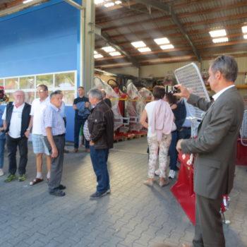 FDP-Südbaden zu Besuch bei Engel - Forsttechnik 5