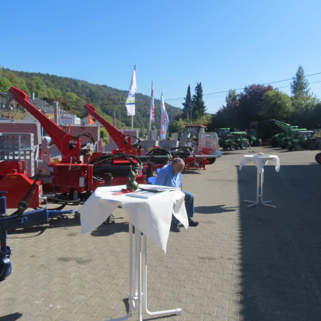 FDP-Südbaden zu Besuch bei Engel - Forsttechnik 6