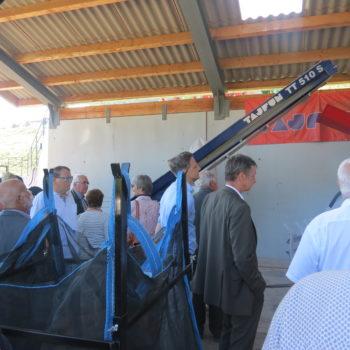 FDP-Südbaden zu Besuch bei Engel - Forsttechnik 16