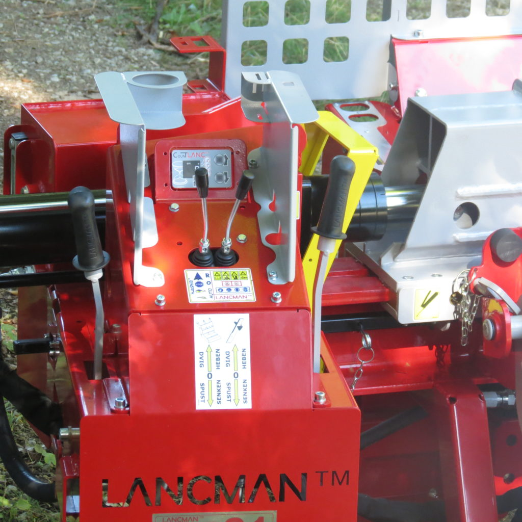 Lancman liegend Spalter XLE 21 2