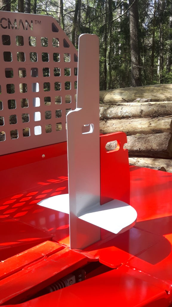 Lancman  Holzspalter auf Fahrwerk XLA 26 XTRA 10