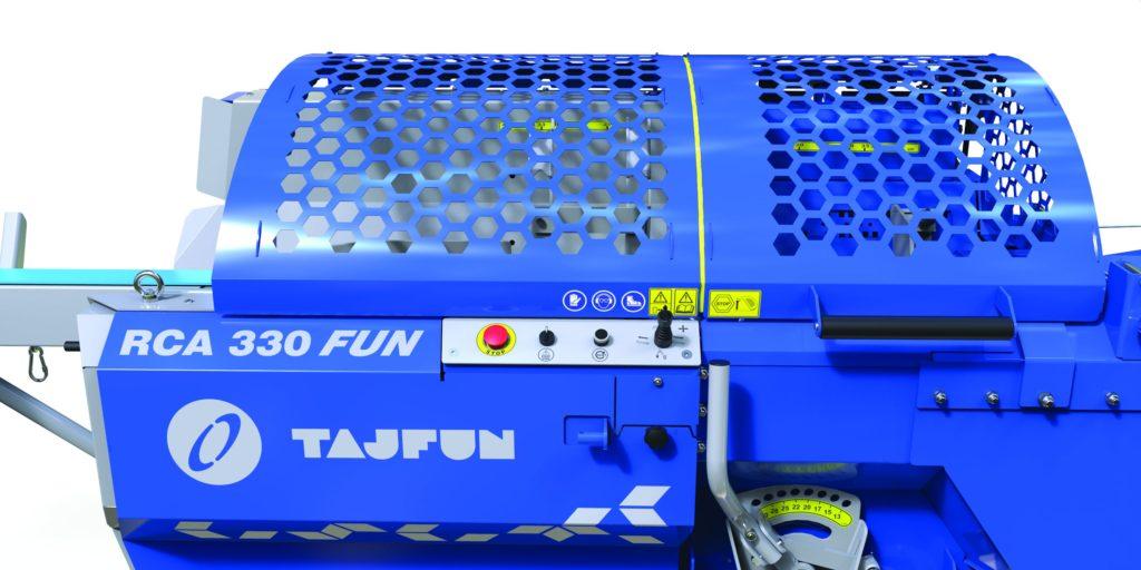 Tajfun Sägespalter RCA 330 FUN 4