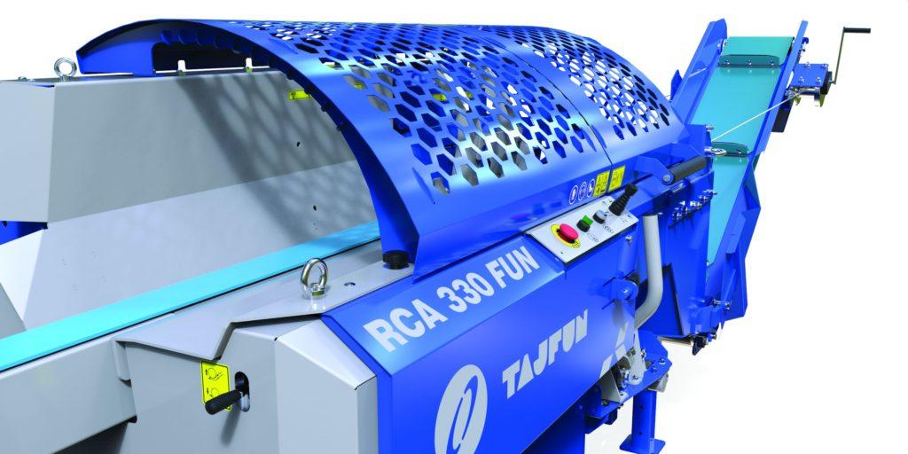 Tajfun Sägespalter RCA 330 FUN 5